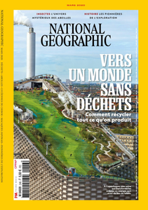 National Geographic France - Mars 2020
