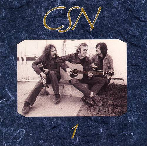 Crosby, Stills & Nash - 4 CD Box Set (1991)