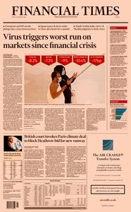 Financial Times Europe – 28 February 2020