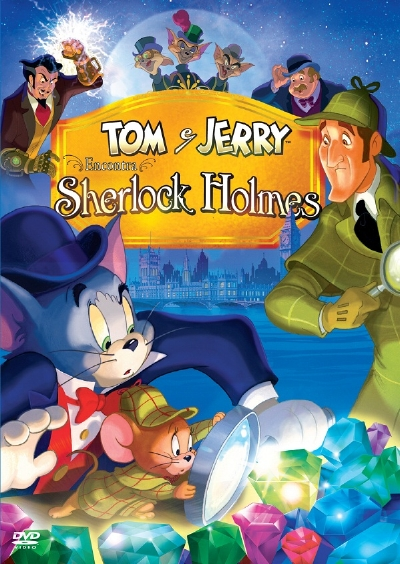 Tom and Jerry Meet Sherlock Holmes (2010)