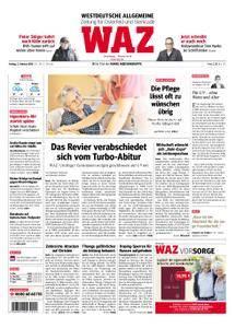WAZ Westdeutsche Allgemeine Zeitung Oberhausen-Sterkrade - 02. Februar 2018