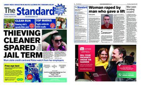 The Standard Chester & District – August 30, 2018