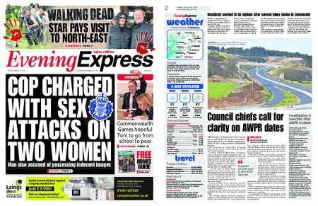 Evening Express – March 16, 2018