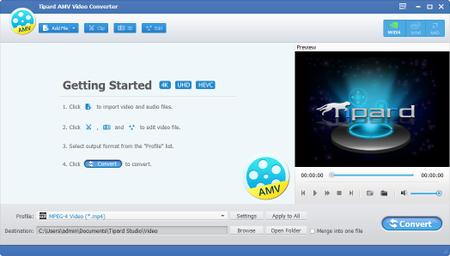 Tipard AMV Video Converter 9.2.20 Multilingual