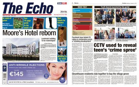 Evening Echo – October 05, 2019