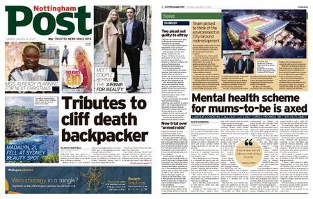 Nottingham Post – January 14, 2020