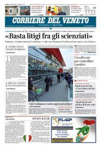 Corriere del Veneto Venezia e Mestre – 22 marzo 2020
