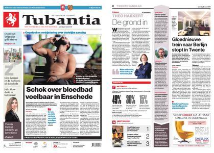 Tubantia - Enschede – 16 maart 2019