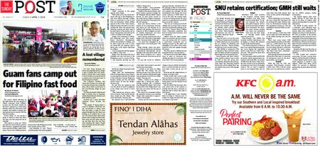 The Guam Daily Post – April 07, 2019