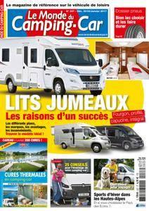 Le Monde du Camping-Car - décembre 2016