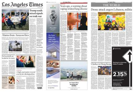 Los Angeles Times – August 26, 2019
