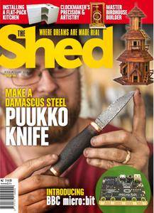The Shed - July/August 2018