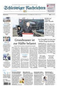 Schleswiger Nachrichten - 17. März 2018