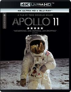 Apollo 11 (2019) [4K, Ultra HD]