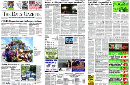 The Daily Gazette – July 21, 2020