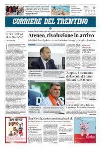 Corriere del Trentino - 8 Aprile 2018