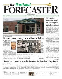 The Portland Forecaster – January 15, 2020