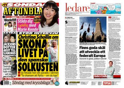 Aftonbladet – 17 mars 2019