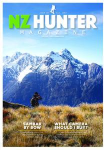 NZ Hunter - August 2021