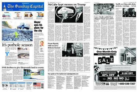 The Capital – March 18, 2018