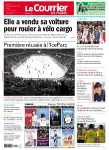 Le Courrier de l'Ouest Angers – 16 septembre 2019