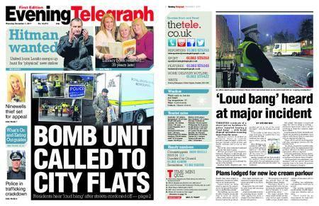 Evening Telegraph First Edition – December 07, 2017