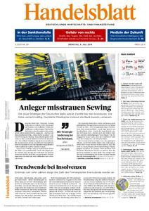 Handelsblatt - 09. Juli 2019