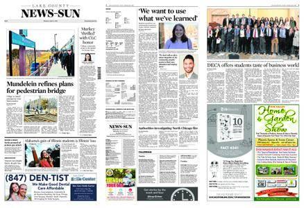 Lake County News-Sun – April 09, 2018