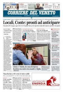 Corriere del Veneto Padova e Rovigo – 07 maggio 2020