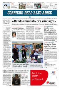 Corriere dell'Alto Adige - 8 Luglio 2018