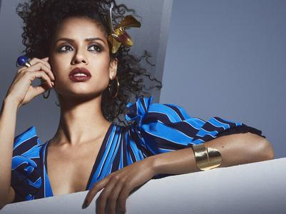Gugu Mbatha-Raw by Mikael Jansson for Vogue UK April 2018