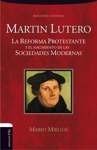 «Martín Lutero» by Mario Miegge