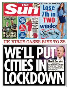 The Sun UK - 2 March 2020
