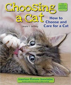 Choosing a Cat: How to Choose and Care for a Cat (Repost)
