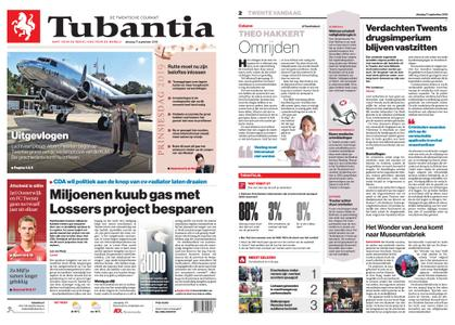 Tubantia - Hengelo – 17 september 2019