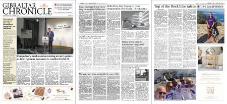 Gibraltar Chronicle – 28 October 2020