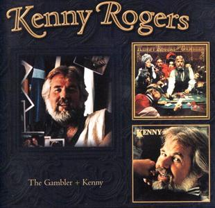 Kenny Rogers - The Gambler (1978) & Kenny (1979) [2CD] [2009, Reissue]