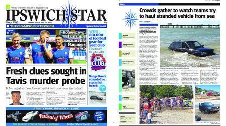 Ipswich Star – July 30, 2018