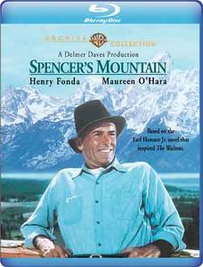 Spencer's Mountain (1963)