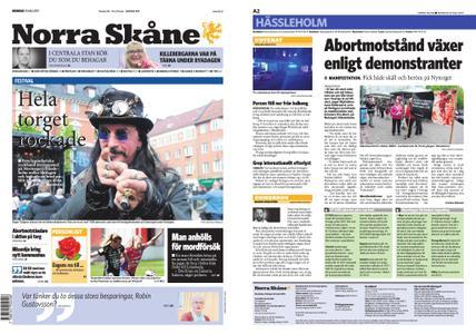 Norra Skåne – 20 maj 2019