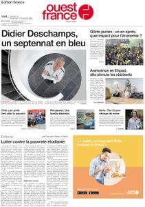 Ouest-France Édition France – 16 novembre 2019