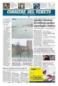 Corriere del Veneto Padova e Rovigo - 20 Marzo 2018