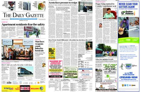The Daily Gazette – July 10, 2019