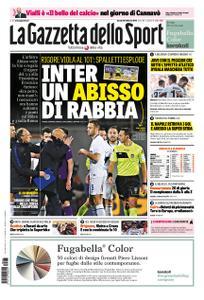 La Gazzetta dello Sport Roma – 25 febbraio 2019