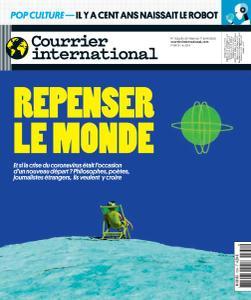 Courrier International - 26 Mars 2020