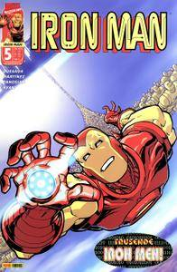 Iron Man Vol 2 05 Panini 11 10 2001 Perry-GDCP