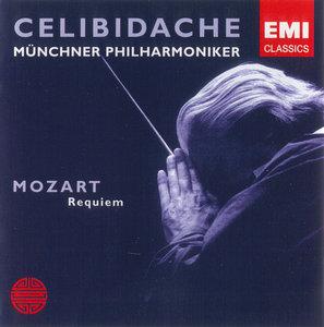 Mozart - Requiem, KV 626 (Celibidache, Munich Philharmonic, 1995) [FLAC] + Rehearsal Video