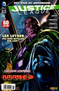 Justice League 33 Panini 2015 Drg