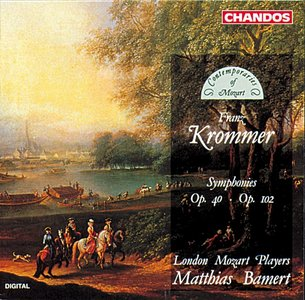 Krommer · Symphonies · Op.40 · Op.102