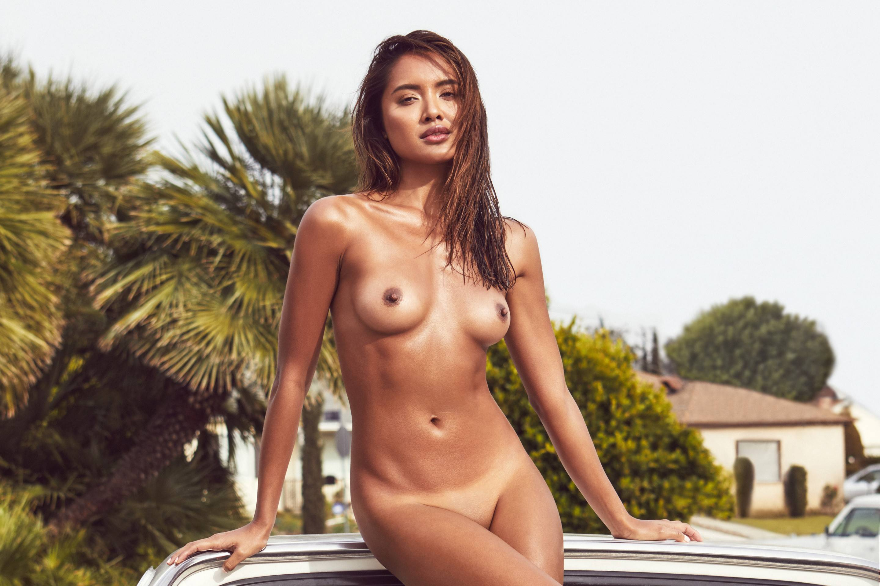 Cassandra Dawn by Kyle Deleu for Playboy US May/June 2018